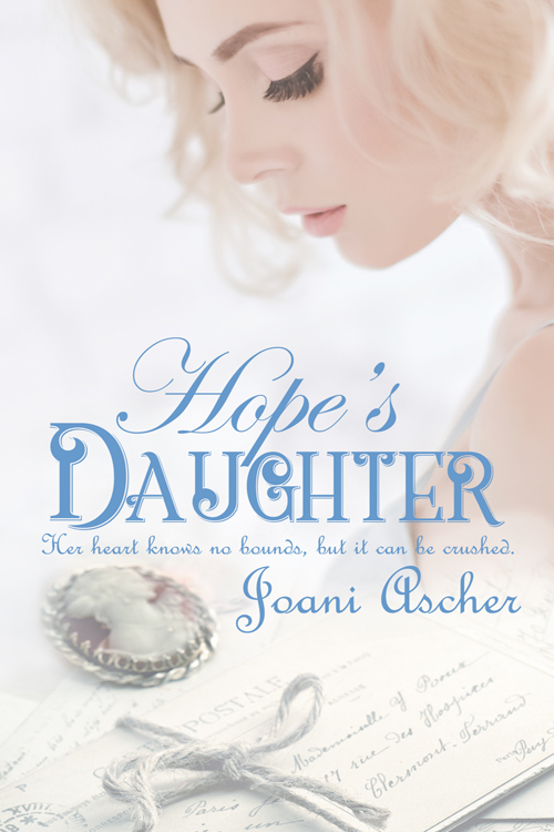 Hope's Daughter Cover
